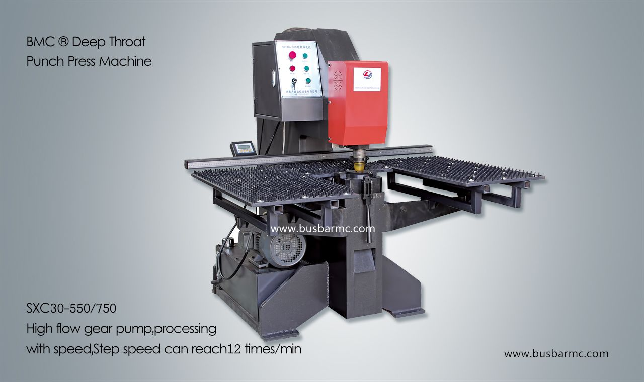 SXC30-550/750 Sheet metal punch press machine